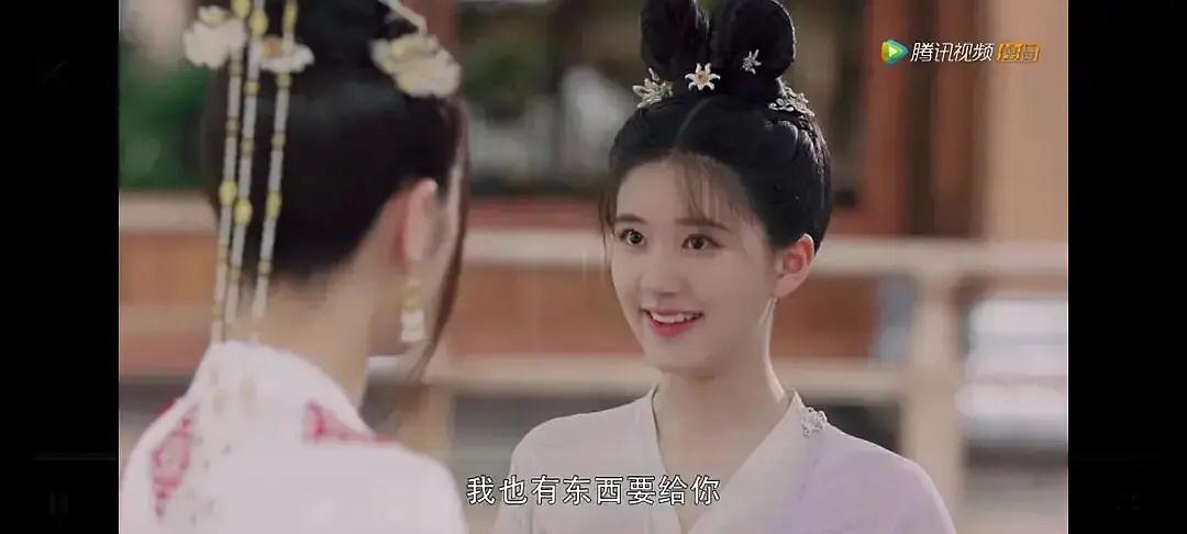 电视剧长歌行播出,迪丽热巴被吐槽造型不如小花赵露思惊艳?