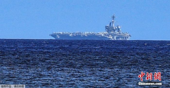 「美媒中俄伊军舰」美媒:美海军又有军舰暴发新冠疫情 1/4船员感染