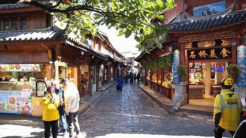 「丽江古城」再逛丽江古城!古朴的老城,竟有如此新变化……