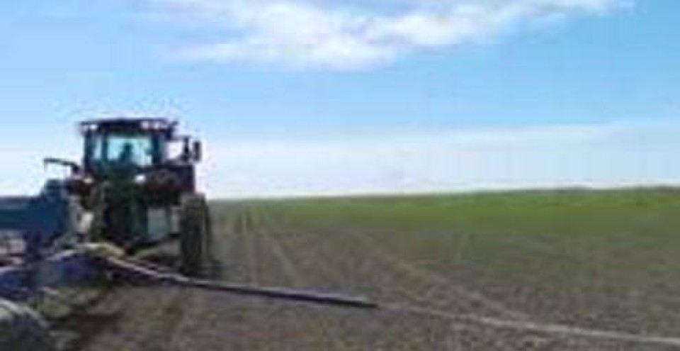 「27m÷3」视频丨27m的折叠型的大型农具你看它是做什么的?