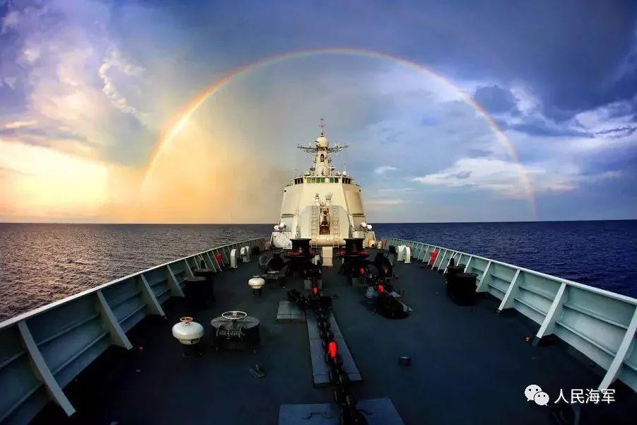 """海军版""""凡尔赛""""来袭,这可能是我见过最炫的版本!"""