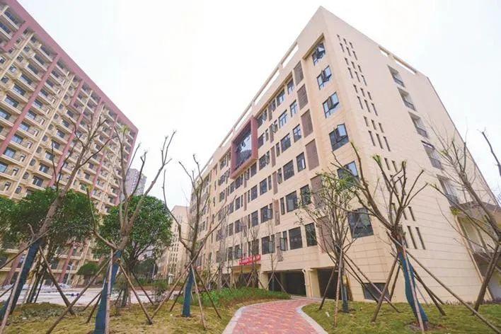 「租房交物业费合理吗」房租1元/㎡,免物业费,长沙县这种房子即将投用