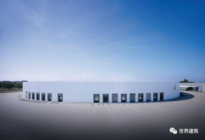 「公司通过什么提高生产效率」工业建筑:一种关于生产效率的美学