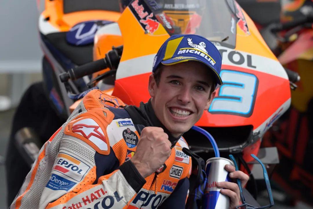 「怎样地走上领奖台」狂侃MotoGP番外篇:小小马上领奖台了!Honda看到新希望!