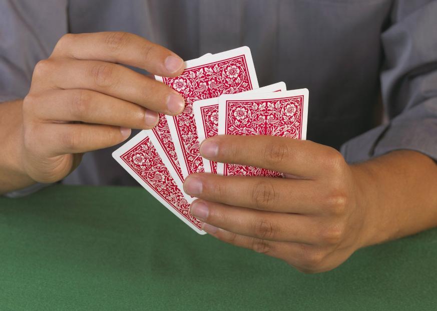 「吴忠是哪个省」吴忠一茶餐厅有人利用扑克牌赌博,民警当场抓获3人
