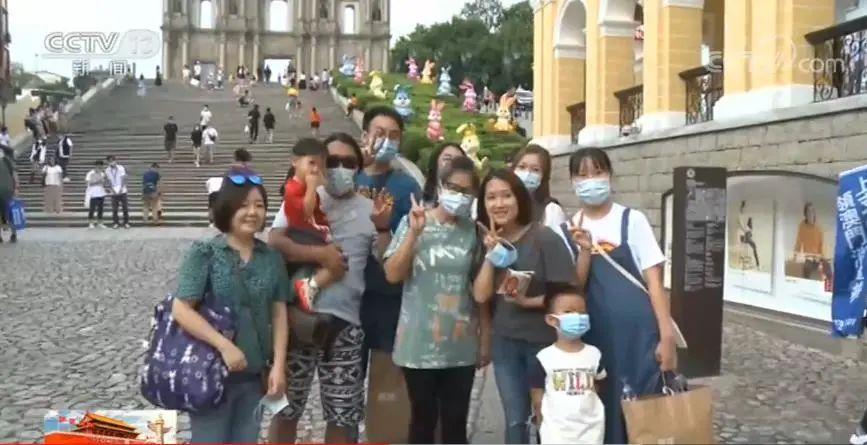 「内地游客怎么去金门」国庆假期大量内地游客到来 有效带动澳门旅游市场复苏