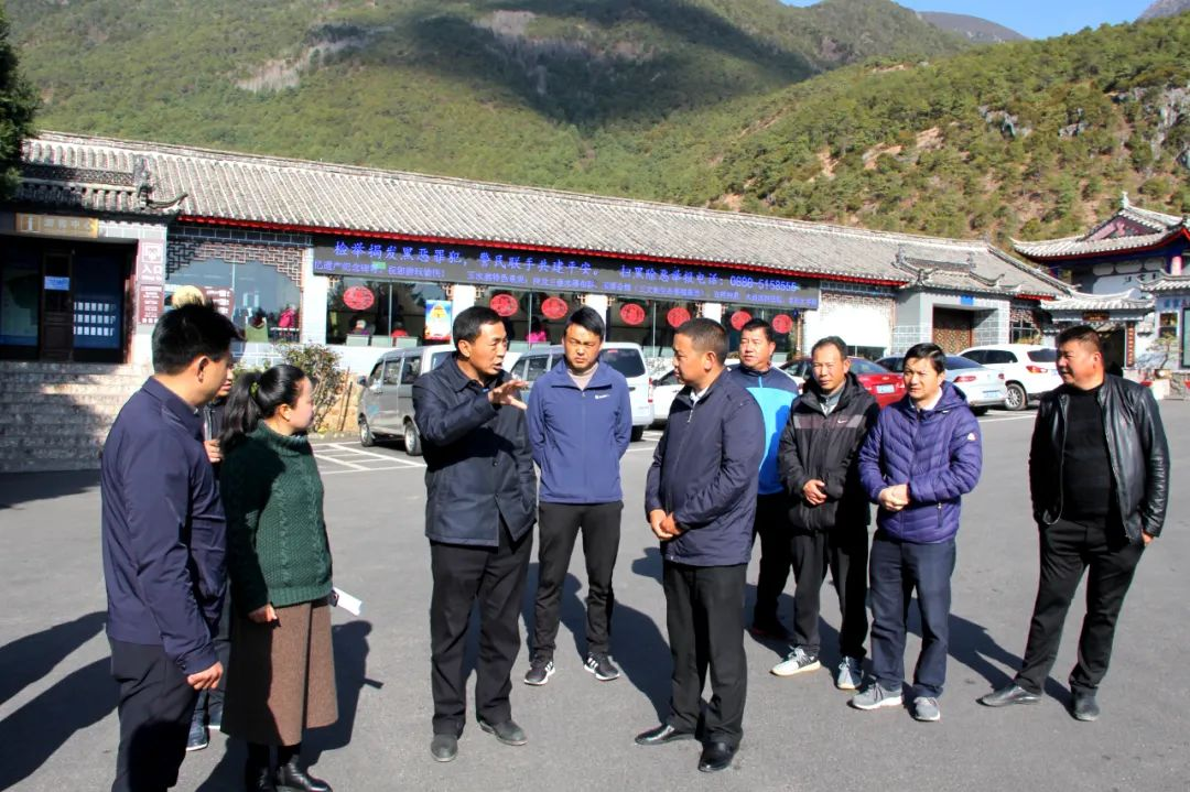 「中华第一玉龙」村干部被匿名举报后拒不认罪,玉龙警方最终让其俯首认罪……