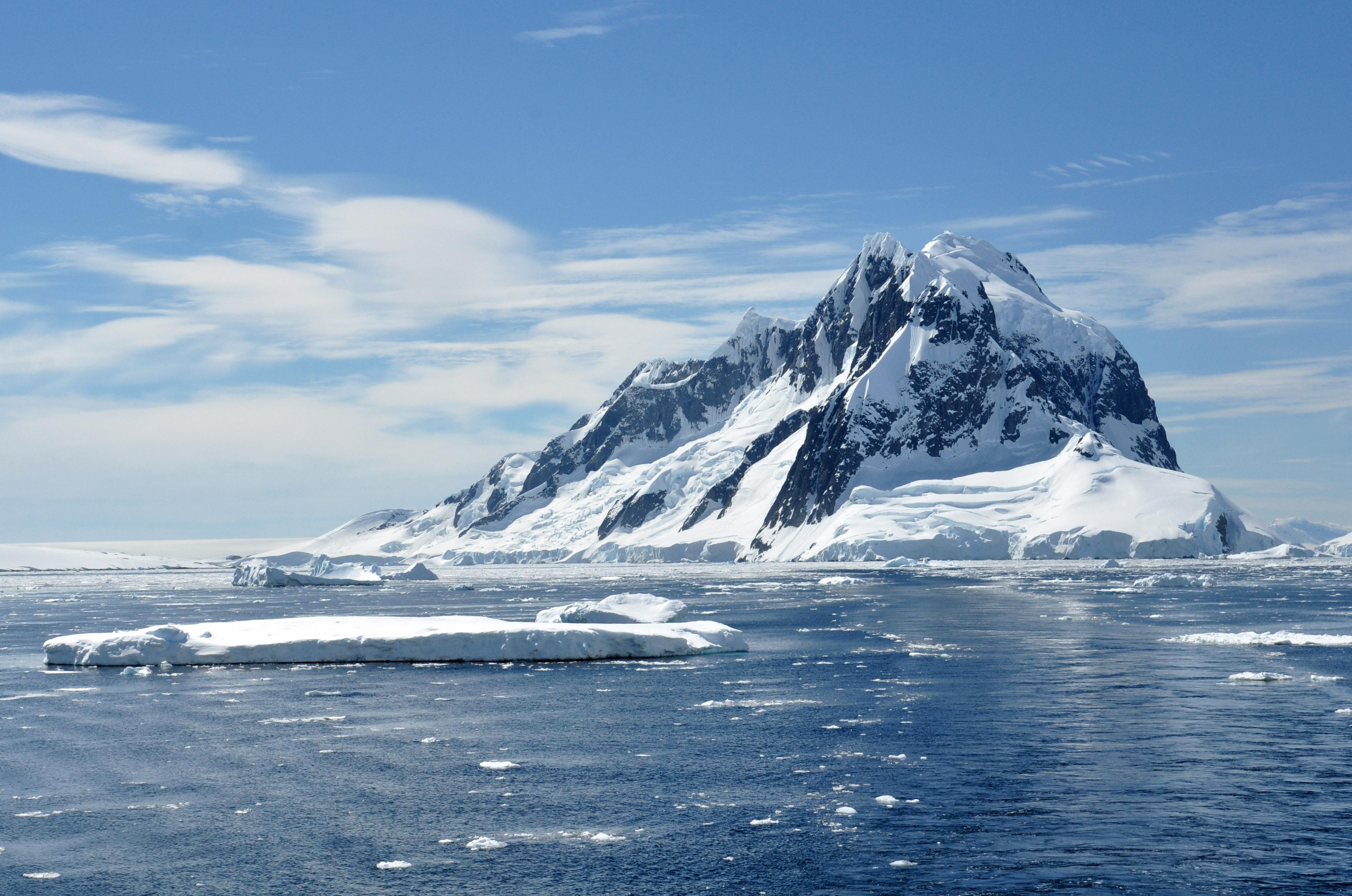 南極融化,科學家發現奇異生物,人類將迎來最大災難?