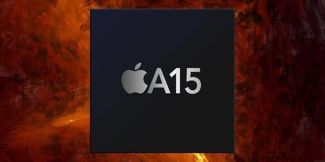 13 性能比前代升級?傳A15芯片跑分測試成績首度曝光