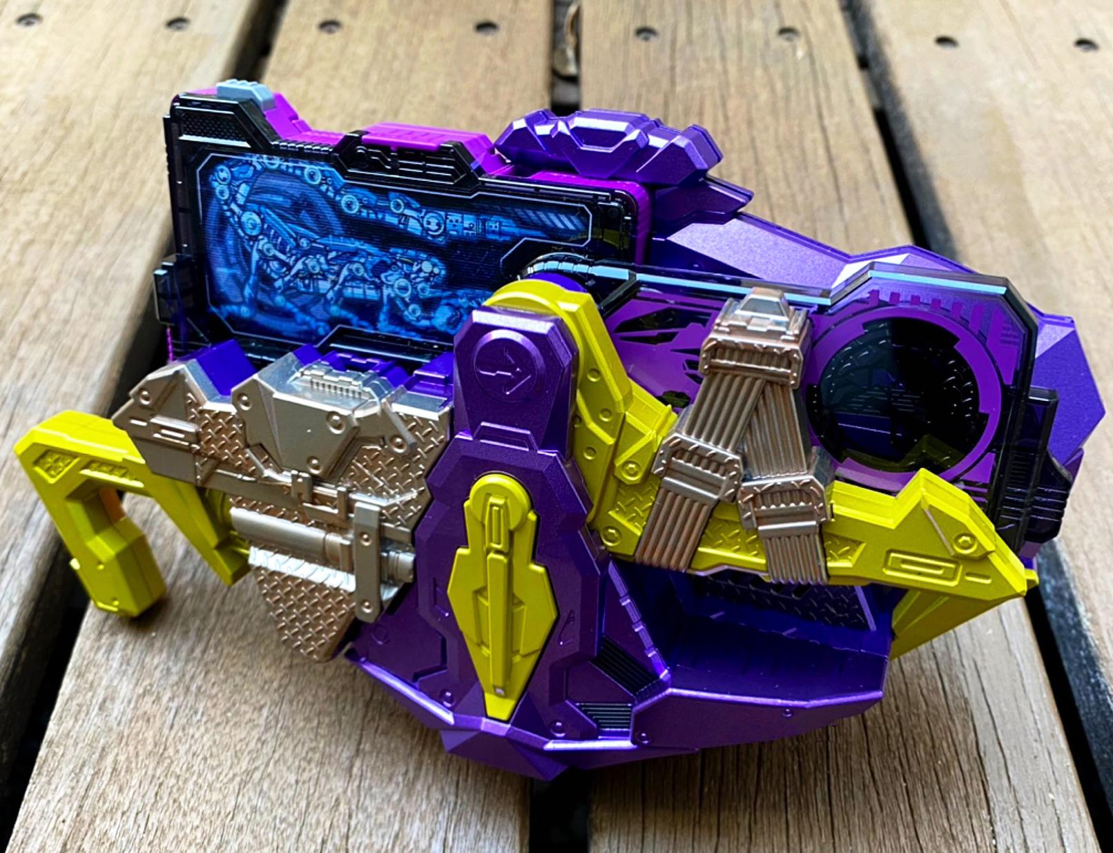 假面騎士:由漫迷改裝的6種變身道具,與終騎獲得雙倍強化