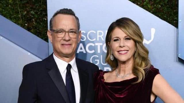 汤姆汉克斯夫妇感染新冠肺炎,曾主演影片《阿甘正传》《荒岛余生》