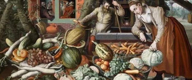 由极简到奢华,从饮食看古罗马一代帝国如何走向衰亡