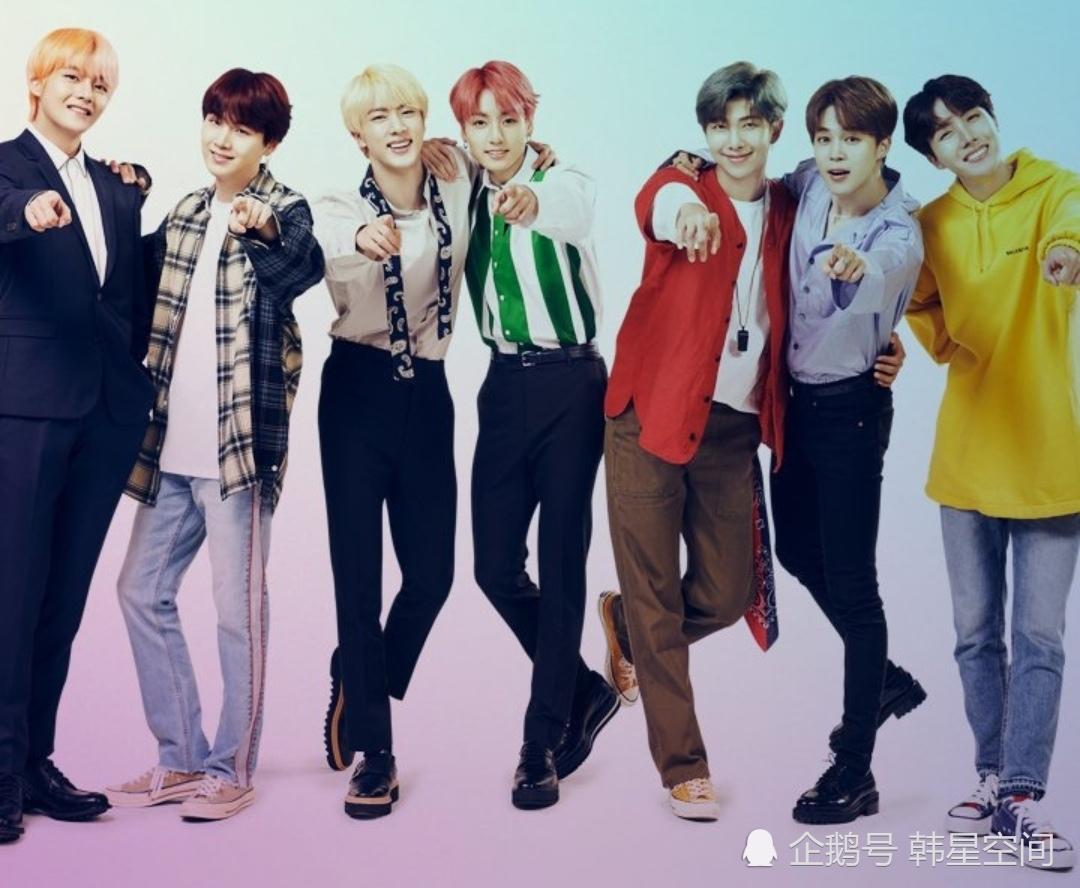 韩国超人气男团BTS防弹少年团,被曝有望登美国年末演唱会!