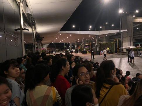 泰国是什么好地方肖战、王一博来了,EXO同期在泰国开演唱会