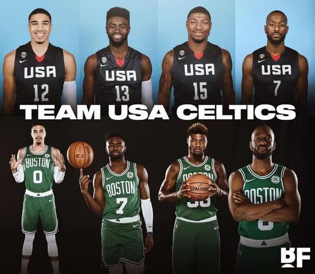 绿衫军心太大?超巨们陆续退出男篮世界杯 球队4名球员进大名单