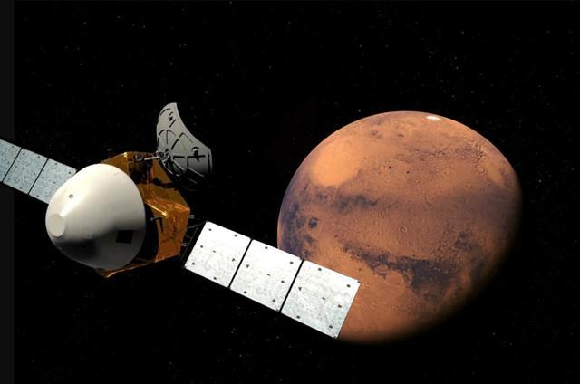 天問一號-中國火星探測的開始