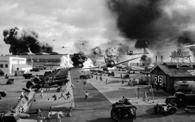 珍珠港事件是美军的苦肉计还是日军自掘坟墓