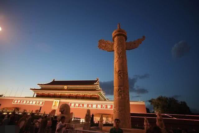 """天安门广场的""""大柱子"""",至今500多年了,究竟有啥用处"""