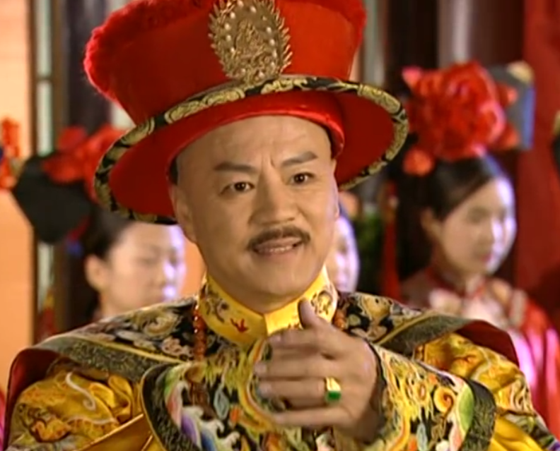 <b>知画入景阳宫之前,乾隆赶来跟她说什么?还是心疼小燕子</b>