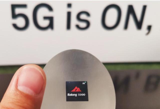高通最早发布5G基带芯片,但现在却止步不前,被华为反超了