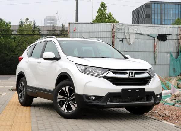 """本田CR-V:""""经典""""的紧凑型SUV,故障率较低,动力强"""