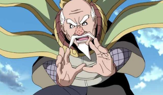 火影忍者中的法术系大师!只有她看似很强,实则不堪一击!