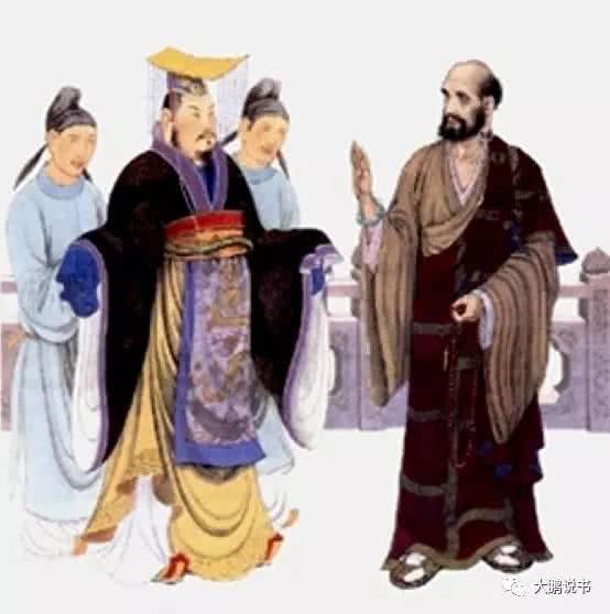 中国历史上爱当和尚的皇帝!