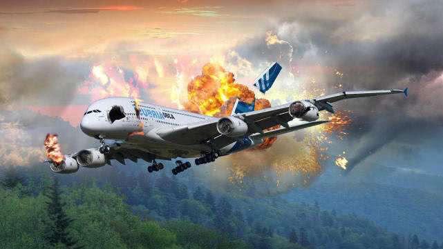 <b>宁可航空遇难死亡率100%,也不给乘客自主选择跳伞的机会?</b>