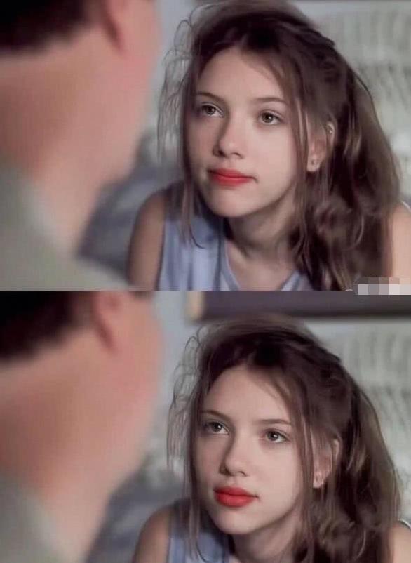 """<b>有一种颜值叫少女时期的""""寡姐""""斯嘉丽,网友:终于理解杜兰特了</b>"""