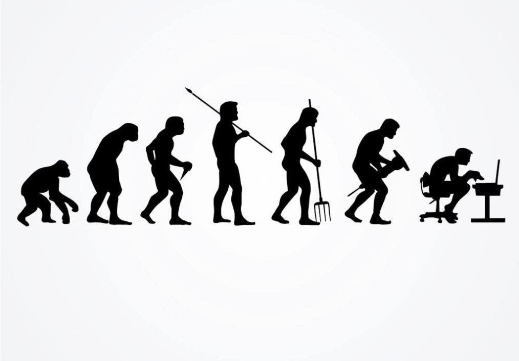 人类进化有终点吗?电脑模拟100万年后的人类,希望这不是真的