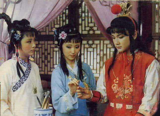 <b>87《红楼梦》为了找她,李志新请示导演,独自一人从湖北飞往云南</b>