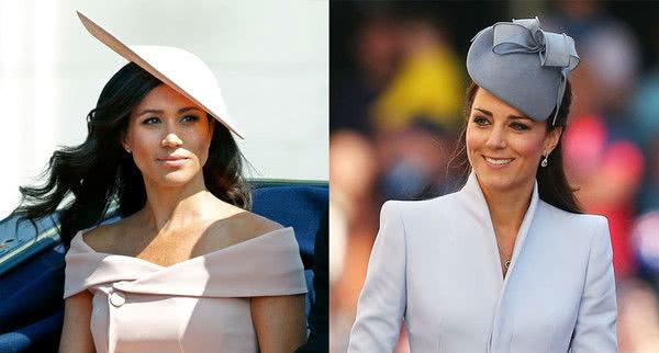 <b>梅根VS凯特,谁才是英国王室的时尚风向标?</b>