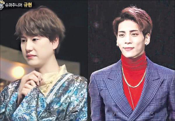 <b>翻唱钟铉第一首Solo曲,圭贤泪洒舞台,后悔没有走近好友!</b>
