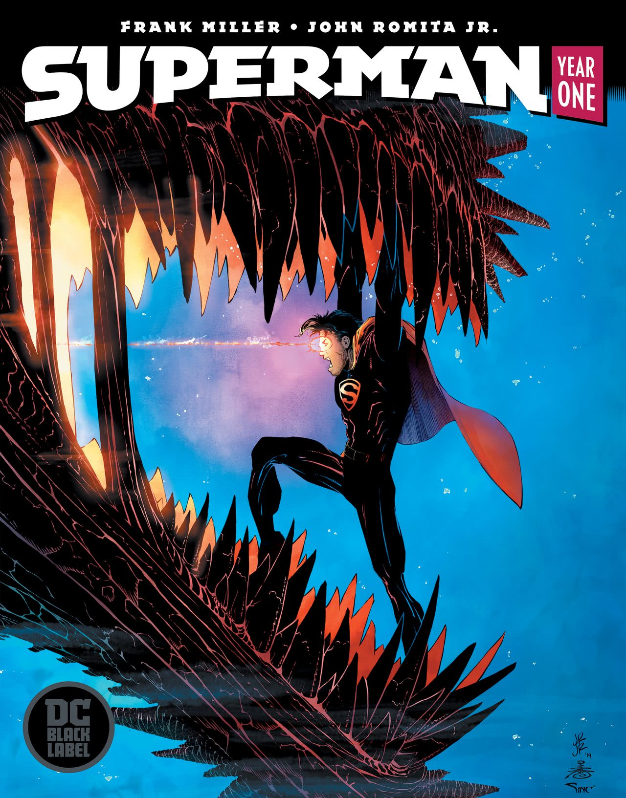 《超人:元年》克拉克成为了七海之王,他的人生面临第二次抉择!