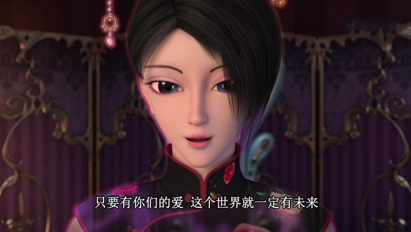 叶罗丽:辛灵仙子竟然藏了两把钥匙,一把空间钥匙,一把心云钥匙