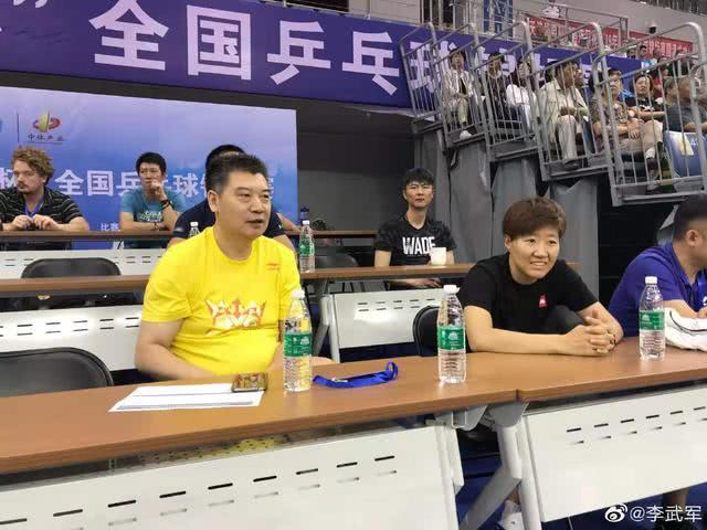 <b>国乒主帅传出好消息,刘诗雯已恢复8成水准,将全力冲击奥运名额</b>