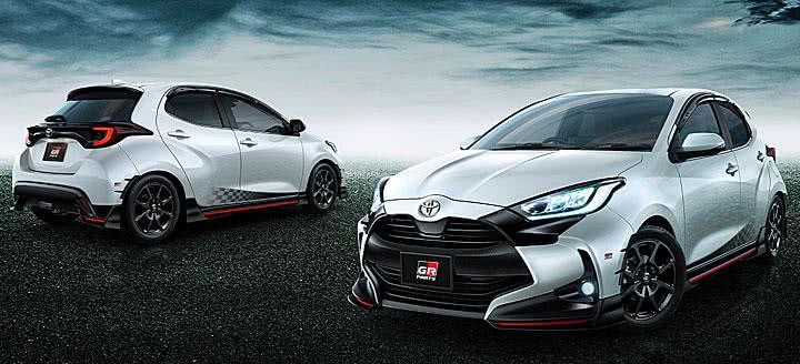 全力防守新一代飞度,丰田推出272匹动力新车迎击!