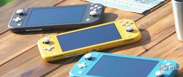Switch Lite发售一周成为日本销量第二的游戏硬件!