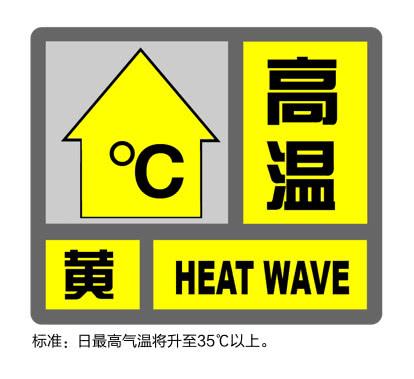 上海今年第二个高温橙色预警来了!人类140年来最热的6月后,7月……