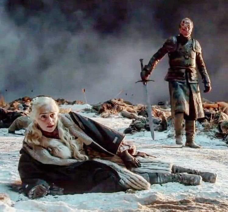 《权力的游戏》龙妈也怕冷,夜王也爱暖,洋葱骑士女人缘挺不错