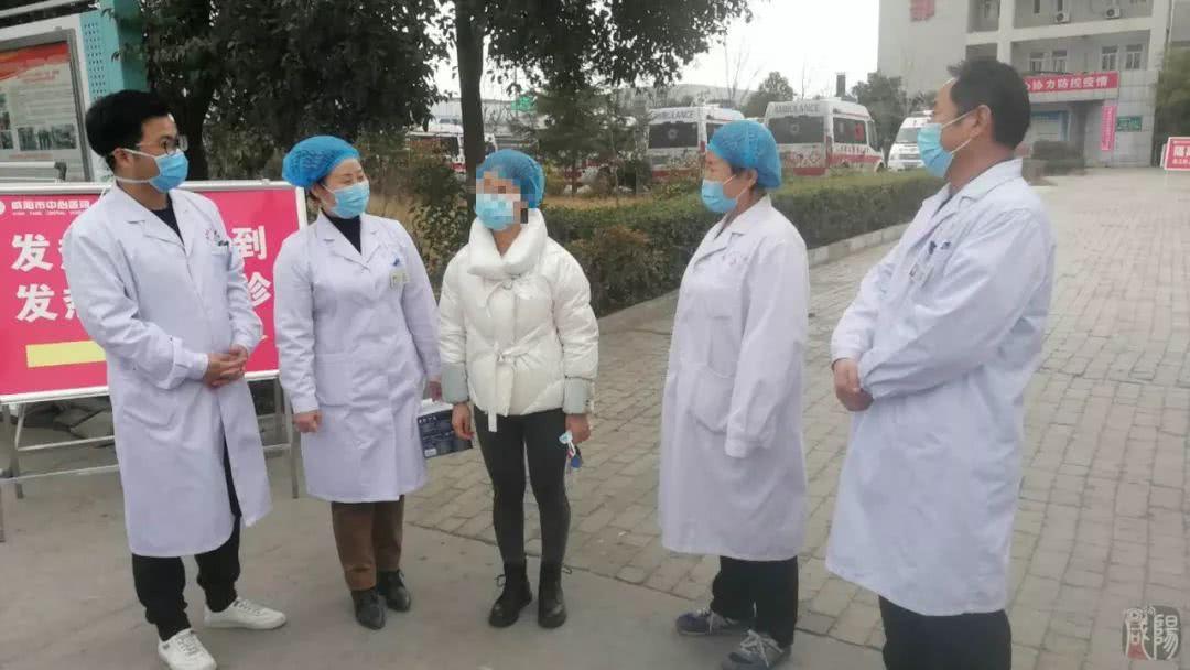 刚刚!咸阳市新型冠状病毒肺炎第5例治愈出院