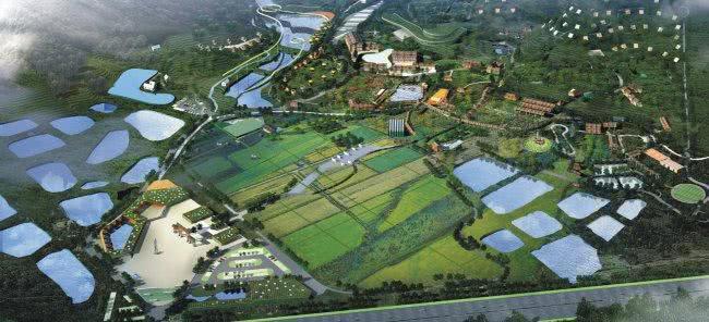 如何解决物流快递的问题,让新型生态农场引领未来潮流