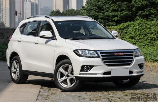哈弗H2国六版已上市 5款车型售价7.59-9.59万元