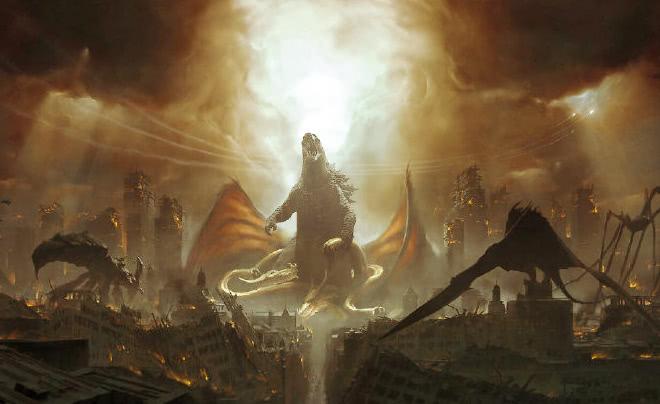 《哥斯拉2》是结束也是开始,哥总需要休息,新王者正在酝酿中