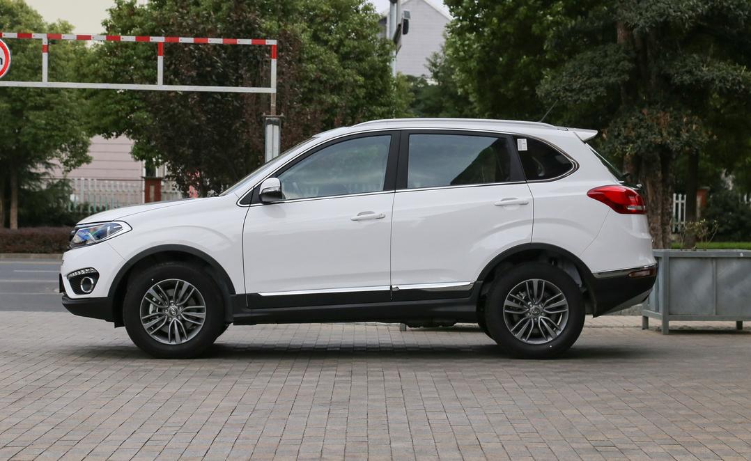 一直忽略的国产SUV,不输哈弗H6,国六排放,关键性价比高!