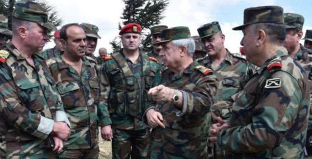 <b>巴沙尔对心腹大将动手,白宫借刀杀人计策奏效,叙军局势急转直下</b>