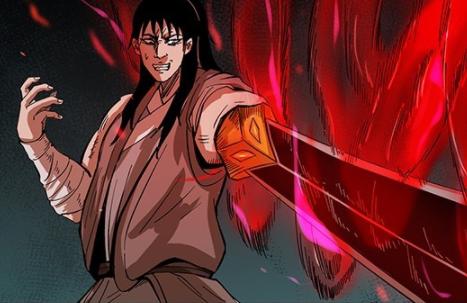 仙山傳奇第75話之《劍靈兇猛》