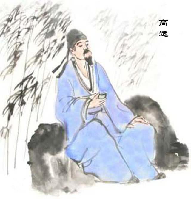 """大唐""""边塞诗人""""很疯狂,最具代表性的四个人,最终都客死他乡了"""