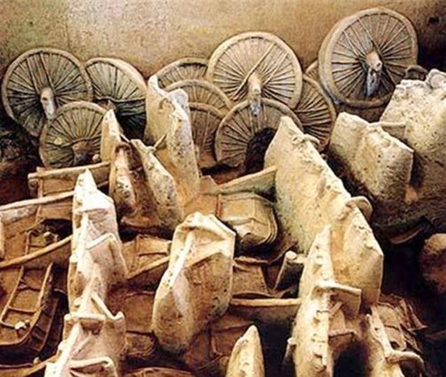 作为古代的殉葬品,身体被灌满水银的,为何都是童男童女