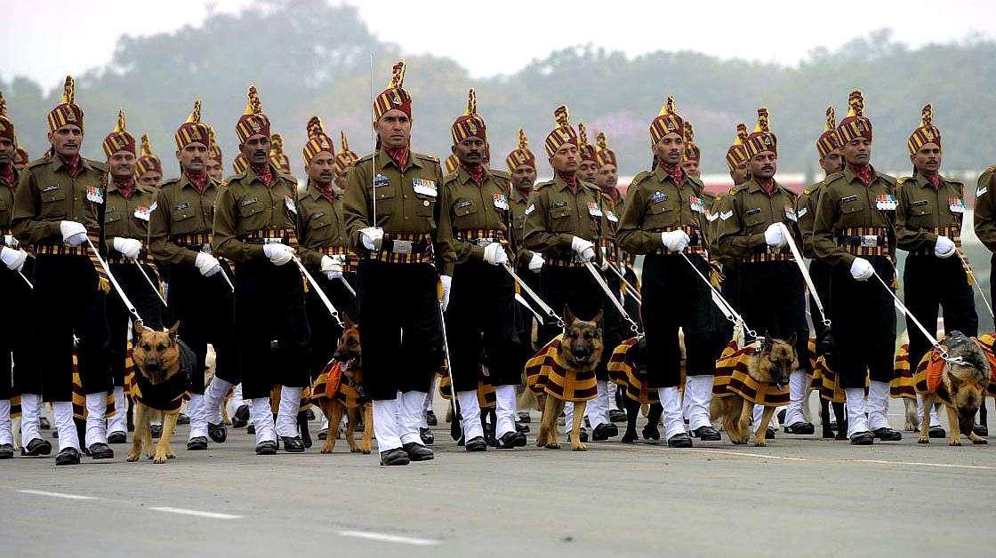 哪个国家的军事实力被高估了印度人:不是我们,是美军